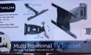 multi position TV bracket